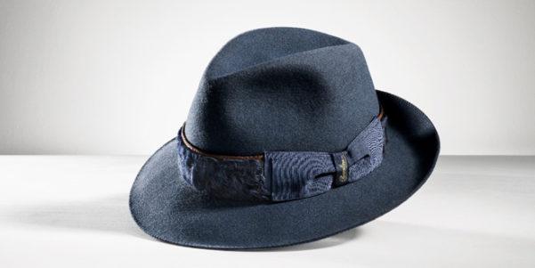 Borsalino Siur Pipen, il cappello celebrativo in edizione limitata