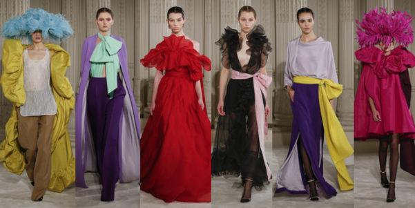 Haute Couture pe 2018: Valentino