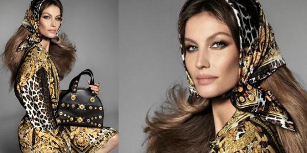 La storia di Versace nella collezione pe 2018