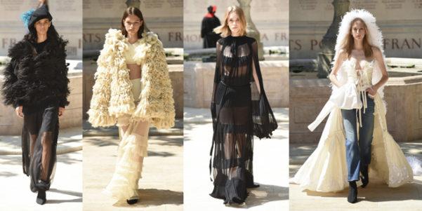 Sonia Rykiel Couture Fall 2018