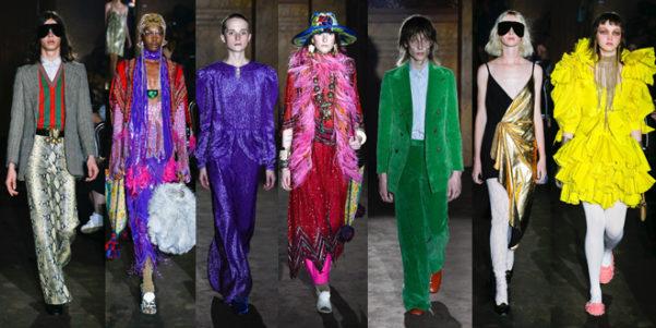 MFW pe 2019: Gucci