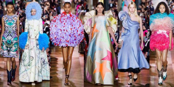 Haute Couture Spring 2019: Schiaparelli