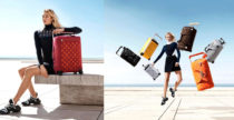 In viaggio con Horizon di Louis Vuitton e Karlie Kloss