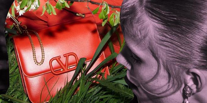 Il Love Affair di Valentino per l'autunno 2019