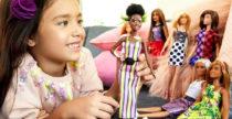 La Barbie con la vitiligine e altre inclusività
