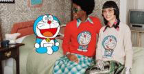 Gucci lancia una collezione con Doraemon