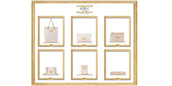 The Suite C, i nuovi accessori di Elisabetta Franchi