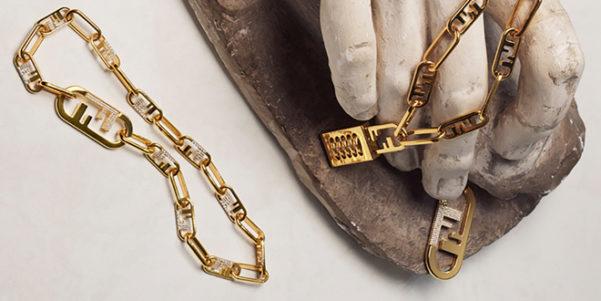 Fendi O'Lock, i nuovi gioielli disegnati da Delfina Delettrez Fendi