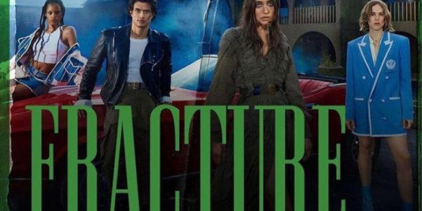 La mini serie tv di Balmain si intitola Fracture